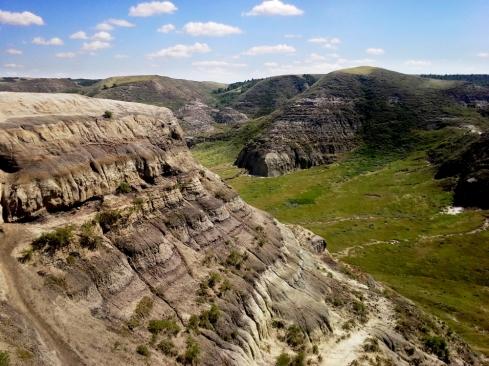 Castle Butte - The Big Muddy Badlands