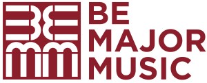 Be Major Music Logo