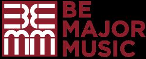 Be Major Music Logo